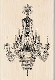 inkaado wood mounted rubber stamp ballroom chandeliers good looking chandelier image
