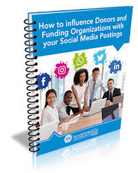 Premium Download How To Influence Donors And Funding