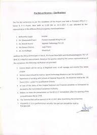 kendriya vidyalaya sector rk puram new delhi  tender document clarification · selection of agency for developing and implementing sport management quota regarding