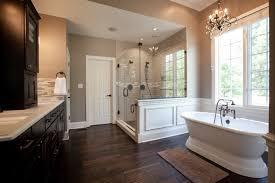 master bathroom designs 2016. Glamorous Master Bath Designs Bathroom Ideas 2016 White Wall Wooden Floor Bathtub Cabinet A