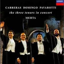 <b>Carreras Domingo Pavarotti</b> in Concert - Wikipedia