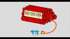 Timer Fifteen Minutes Countdown Dynamite Timer 15 Minutes