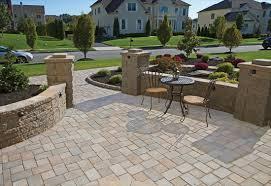 patio pavers. Exellent Patio Pavers Patio Work Example For S
