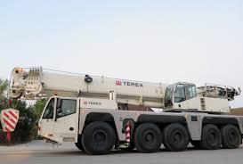 140 Ton Mobile Crane All Terrain Terex Ac140 Compact