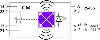condition monitoring system lifecheck acirc reg sensor dehn basic circuit diagram drc mcm xt