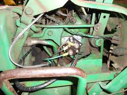 3010 wiring john deere forum yesterday's tractors 4020 12 Volt Wiring Diagram alt with a starter relay under the cowl, this one has junk wiring so i'm re doing the wiring as i go, you will need to change the fuel gauge too jd 4020 12 volt wiring diagram