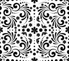 Pattern Vector Unique Spring Pattern Vector Freebie