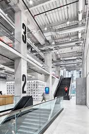 Interior Design Classes Nyc Nike Ups Its Street Cred In Nyc With A New Office By Studios