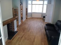 Wood Floor In The Kitchen Recent Works Flooring Southampton Hampshire Taurus Flooring