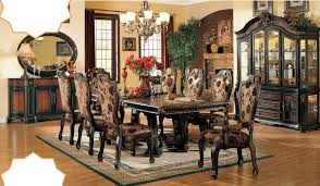 Modern Concept Formal Dining Room Sets For With Evelyn