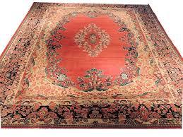 semi antique persian rug mahal azra oriental rugs fine persian rugs turkish rugs atlanta oushak rugs atlanta caucasian rugs atlanta handmade rugs