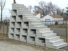 prefab outdoor steps precast concrete stair railing stairs prefab outdoor steps prefabricated