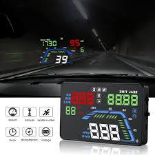 <b>GEYIREN hud</b> display car Q7 <b>gps</b> speedometer car for mirror <b>hud</b> ...