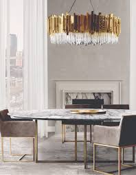 chandelier for dining room. How To Place The Perfect Dining Room Chandelier For L