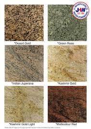 Granite Colours For Kitchen Benchtops Polished Granite Page 6