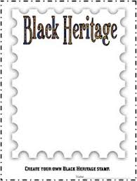 Black History Month Class Quilt | Social Studies... | Pinterest ... & 2 free templates to create black heritage stamps for Black History Month. Adamdwight.com
