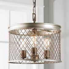 cage lighting pendants. contemporary cage 3light pendant lighting pendants