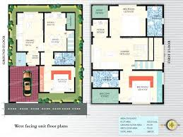 west facing house plan for south facing house images east sq ft west fashionable design west