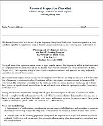 Lease Renewal Letter Awesome 44 Sample Lease Renewal Forms Sample Templates