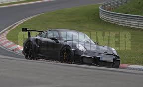 2018 porsche 911 gt3 rs. contemporary porsche 991 porsche gt3 rs spotted testing at nrburgring with 2018 porsche 911 gt3 rs