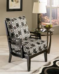 full size of hometrends black and white striped accent chair with black white and gray accent