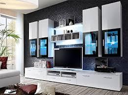 Presto Modern <b>Wall Unit</b> / Entertainment Centre / Spacious and ...