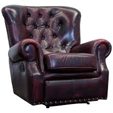 oxblood leather chair chesterfield leather armchair one seat oxblood red relax for oxblood leather sofa