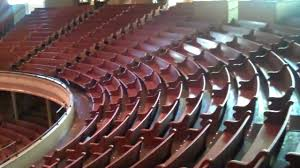 Ryman Seating Chart Balcony The Ryman Auditorium Part 1