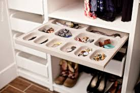 cabinet accessories top jewelry drawer organizers with 30 pictures i am in love