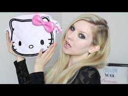avril lavigne o kitty official video make up tutorial