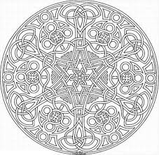 Small Picture Mosaic Coloring Pages Bestofcoloring intended for Printable