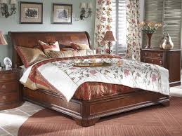 Sleigh Bedroom Furniture Fine Furniture Design King Sleigh Bed
