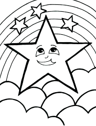 Free Christmas Coloring Pages Photo 24 Coloring Pages For 4 Year