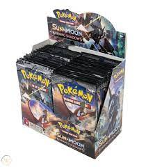 Pokemon Sun & Moon Burning Shadows Booster Box Free Shipping! Sealed  Collectible Card Games schi-brettl-werkstatt Toys & Hobbies