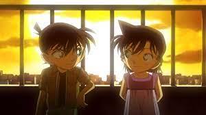 Little Shinichi and little Ran | Detective conan wallpapers, Detective conan,  Anime