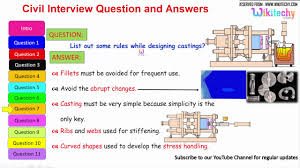 Civil Interview Question And Answers For Freshers And Experienced