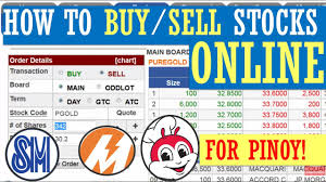 Bpi Stock Market Chart How To Invest Buy And Sell Stocks In Philippine Stock Market For Beginners