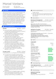 Resume Templaye Resume Examples By Real People Speaker Resume Template