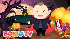 Bé Học Tiếng Anh | If You're a Vampire | Halloween Songs For Kids | Nhạc  Thiếu Nhi Tiếng Anh BoKidTV - YouTube
