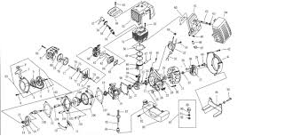 49cc engine parts 49cc exploded view