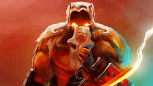 photo dota 2 huskar spear fantasy games