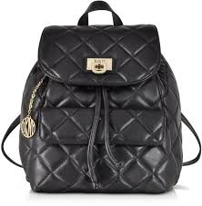 DKNY Gansevoort Quilted Nappa Leather Backpack | Where to buy ... & ... DKNY Gansevoort Quilted Nappa Leather Backpack Adamdwight.com