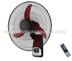 Wall Mount Fan With Remote Control Inspiration Remote Control Wall Mount Fan Avianfarms
