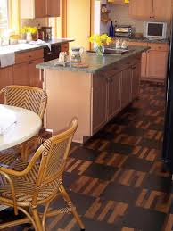 architecture cork flooring for your kitchen intended inspirations 0 and cons kitchens pros rubber what