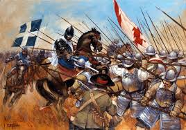 the thirty years war  stay tuned to out what s going on all this craziness i ll