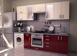 kitchen designs red kitchen furniture modern kitchen. Divine Images Of Small Modular Kitchen Decoration Ideas : Charming Image Designs Red Furniture Modern