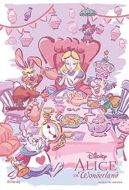 disney s alice in wonderland
