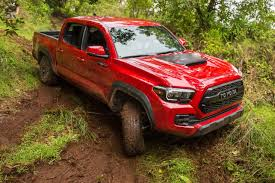 We drive the 2017 Toyota Tacoma TRD Pro off road in Hawaii -- see ...