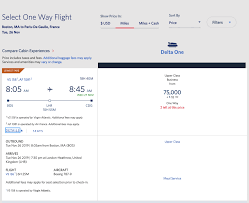 Delta Miles Chart 2016 9 Epic Ways To Use 80 000 Delta Skymiles 2019