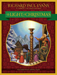 Light Of Christmas Richard Paul Evans Amazon Com The Light Of Christmas 9781481466127 Richard